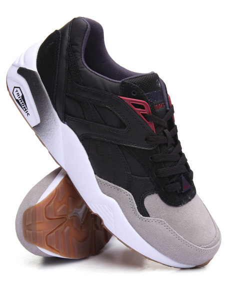 Puma - Men Grey R698 Blocked Mid
