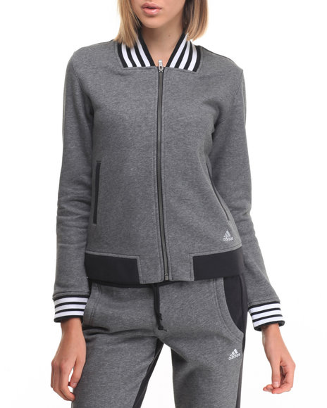 Adidas - Women Grey Limited Edition Jacket
