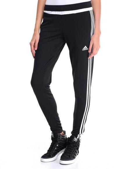 Adidas - Women Black Tiro 15 Pants