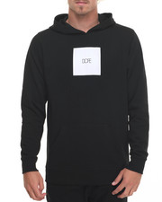 Men - Square Logo Pullover