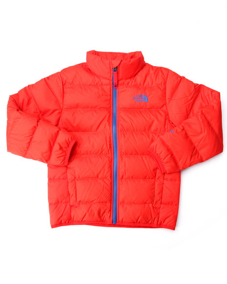 The North Face - Boys Red Andes Jacket (4-20)