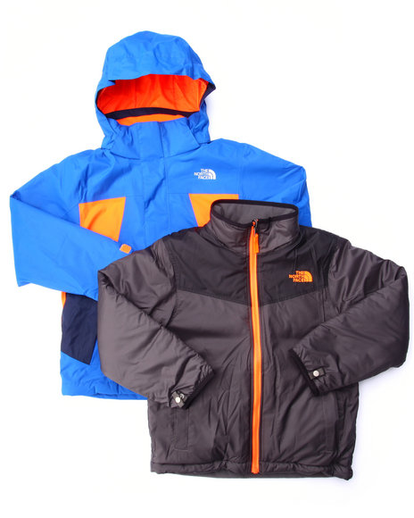 The North Face - Boys Blue Abbit Triclimate Jacket (4-20)