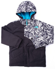 Outerwear - CALISTO INSULATED JACKET (4-20)
