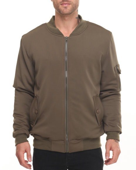 Buyers Picks - Men Olive M-1 Neoprene Jacket