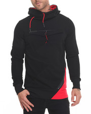 Men - Envelope Pocket Pullover Hoodie