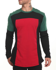 T-Shirts - H D S N Box L/S Tee