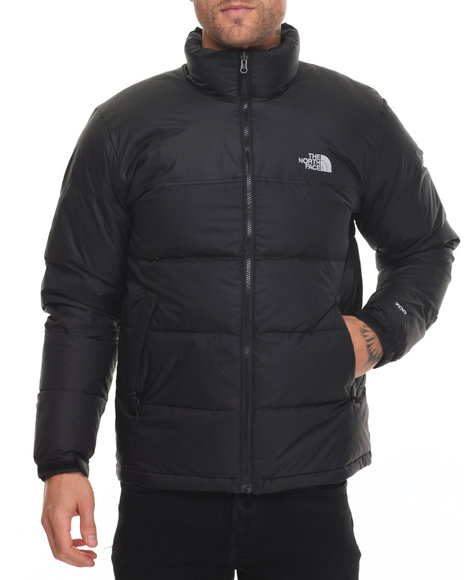 The North Face - Men Black Nuptse Jacket