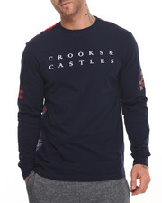 Crooks & Castles - Endemic L/S T-Shirt