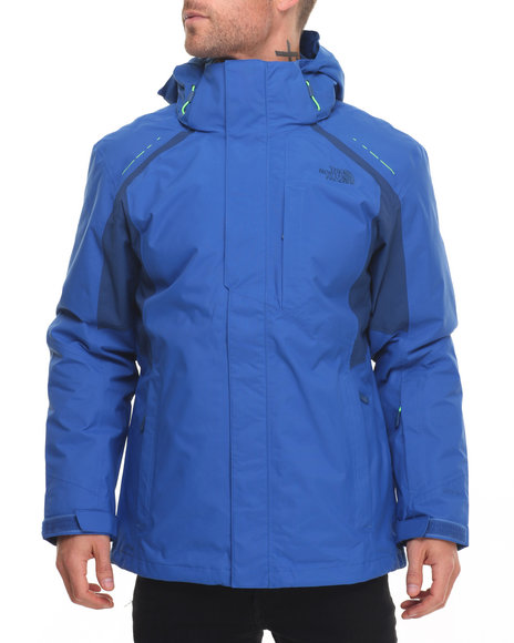 The North Face - Men Blue,Navy Vortex Triclimate Jacket