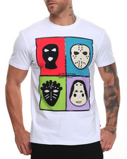 Men - Masks S/S Tee