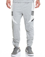 Jeans & Pants - 4 Stripe Fleece Joggers