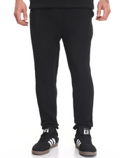 Jeans & Pants - Pop Up Quilted Fleece Jogger