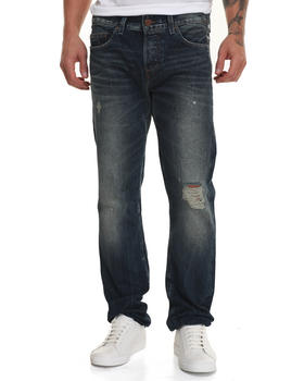 True Religion - Pure Blue Renegade Rocco Jean