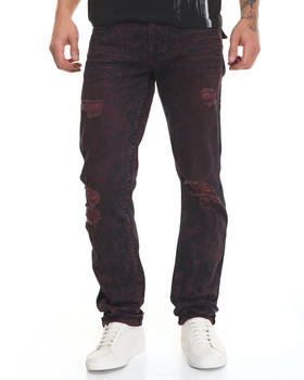 True Religion - Red Roulette Geno Jean