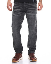 True Religion - Acid wash Cord Geno Pant