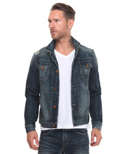 Denim Jackets - Pure Blue RenegadeDylan Denim Jacket