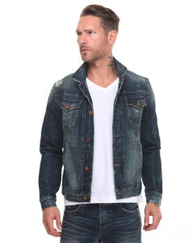 True Religion - Pure Blue RenegadeDylan Denim Jacket