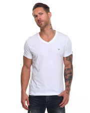 True Religion - V-Neck Skate Park Tee