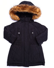 Heavy Coats - HEAVY WEIGHT PARKA (2T-4T)