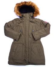 Heavy Coats - HEAVY WEIGHT PARKA (7-16)