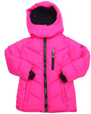 Sizes 4-6x - Kids - BUBBLE JACKET W/ VESTEE (4-6X)