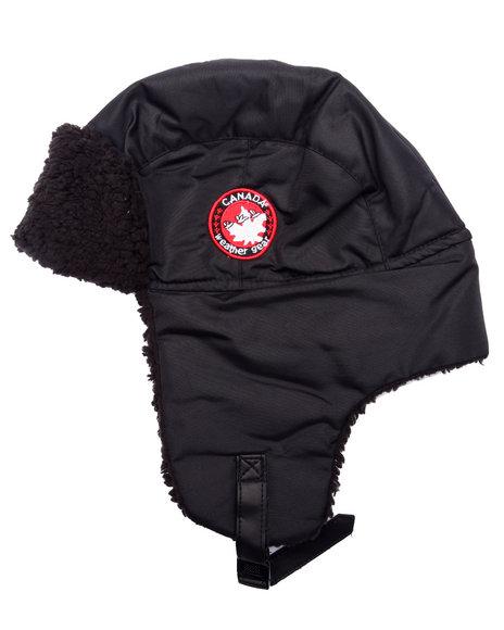 Buyers Picks Men Canada Weather Gear Sherpa Black