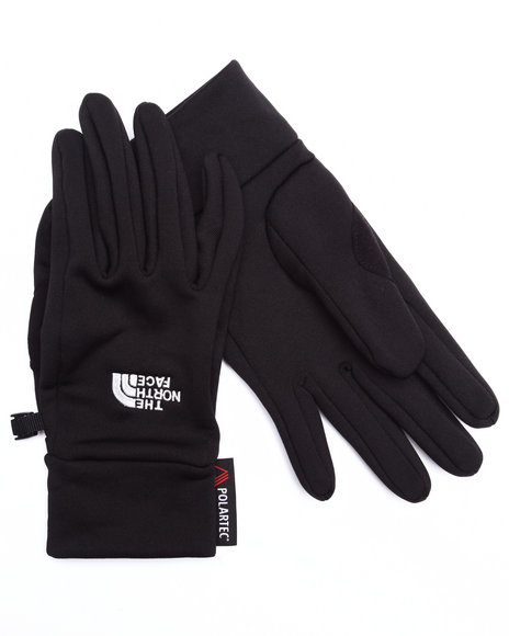 The North Face - Men Black Powerstretch Gloves