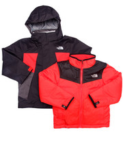 Outerwear - ABBIT TRICLIMATE 3-in-1 JACKET (4-20)