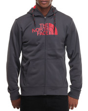 Men - Surgent Half Dome Full Zip Hoodie