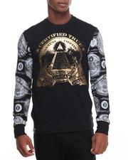 Buyers Picks - Money & Coin Foil Crewneck Sweatshirt