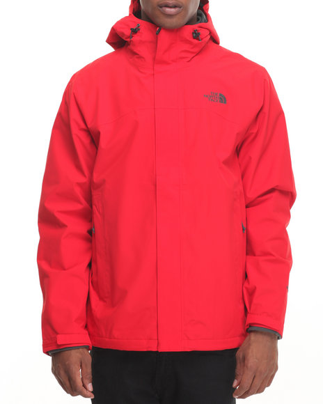 The North Face - Men Red Anden Triclimate Jacket