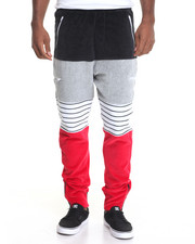 Jeans & Pants - Color Block Jogger