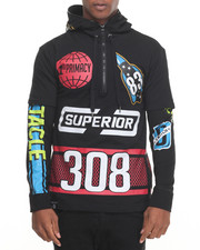 Buyers Picks - Nascar Print DBL Layer Fleece Hoodie