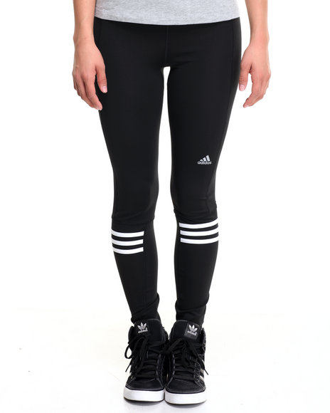 Adidas - Women Black Response Long Tight