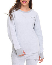 Women - Stone Cut Scallop Pullover