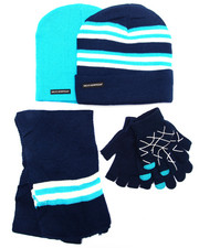 Sizes 8-20 - Big Kids - 5 PC COLD WEATHER SET (8-20)
