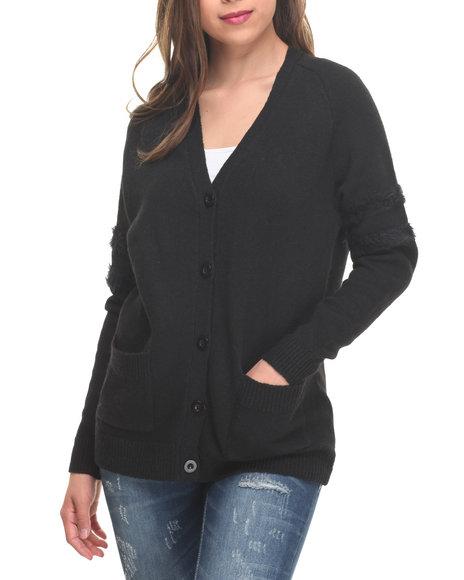 Stussy Black Sweaters