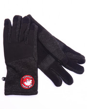 Buyers Picks - Canada Weather Gear Sweater Fleece Gloves