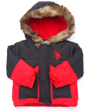 Boys - COLORBLOCK PUFFER JACKET (INFANT)