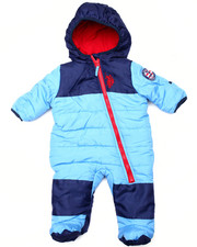 Snowsuits - PUFFER PRAM (NEWBORN)