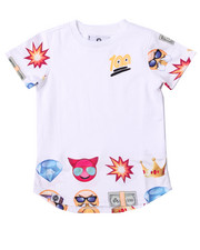 Akademiks - ELONGATED EMOJI TEE (INFANT)