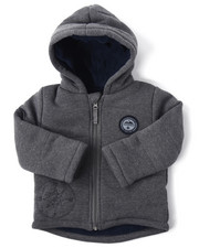 Outerwear - HEAVY WEIGHT PUFFER JACKET (2T-4T)