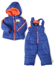 Snowsuits - 2 PC PUFFER SNOWSUIT (INFANT)