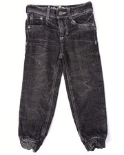 Boys - ACID CRINKLE WASH JEANS (4-7)