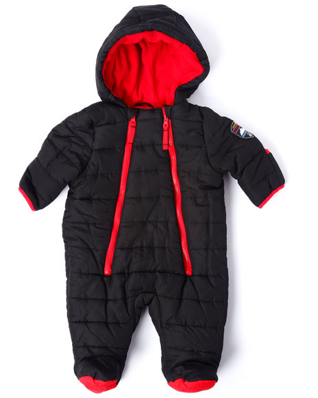 Weatherproof Snowsuits