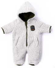 Snowsuits - PLUSH PRAM (NEWBORN)