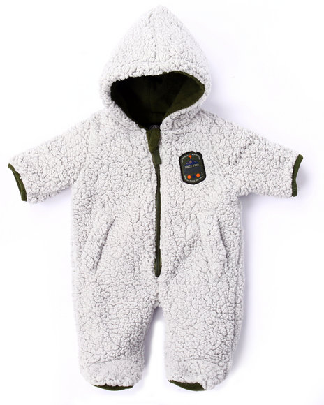 Grey Snowsuits