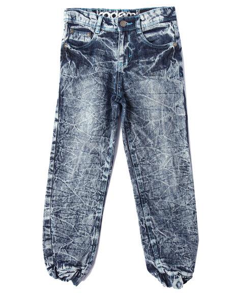 Akademiks Light Wash Jeans