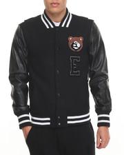 Men - Entree Varsity Jacket