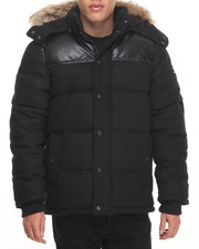 Rocawear - Wool Bubble Jacket